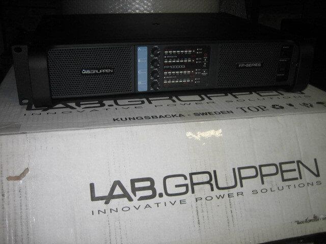 LAB FP 10000 Q